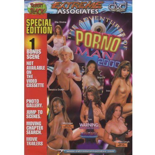Extreme Dvd the adventures of porno man 2000. associates