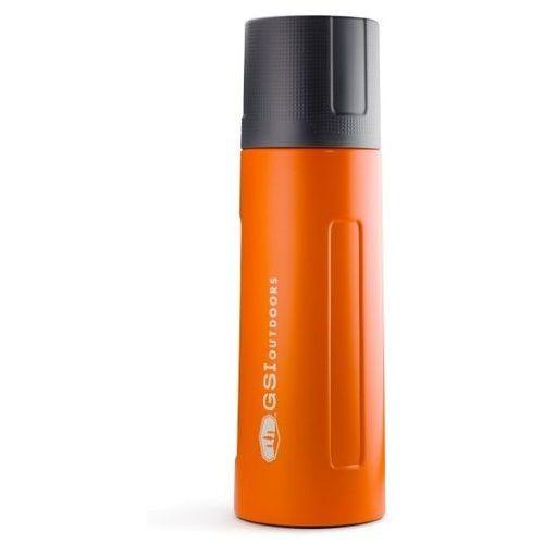 Termos stalowy próżniowy Vacuum Glacier Stainless 1L GSI Outdoors - Orange - produkt z kategorii- termosy