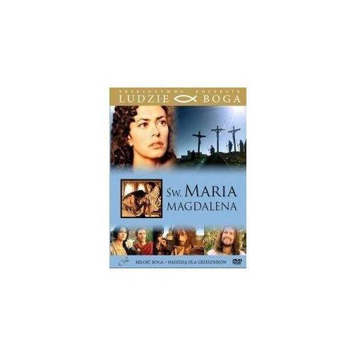 Św. maria magdalena + film dvd marki Praca zbiorowa