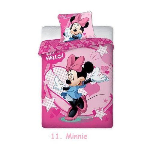 Pościel Disney Minnie 11 160/200cm / Gwarancja 24m / NAJTAŃSZA WYSYŁKA !, Faro