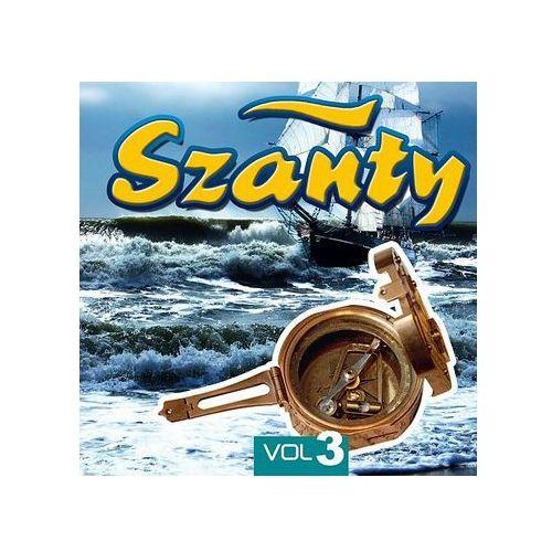 Agencja artystyczna mtj Szanty cz. 3 (5906409107782)