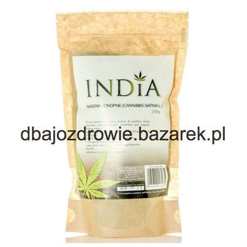 Nasiona konopi , 250g marki India cosmetics