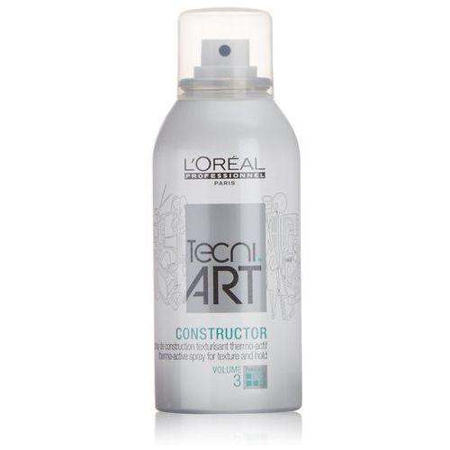 Loreal Hot Style Constructor - termoaktywny spray utrwalający 150ml, 3474630613973