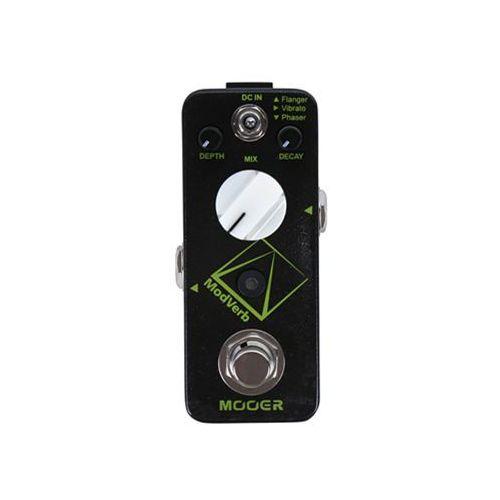 Mooer ModVerb, Digital Reverb Pedal with efekt gitarowy