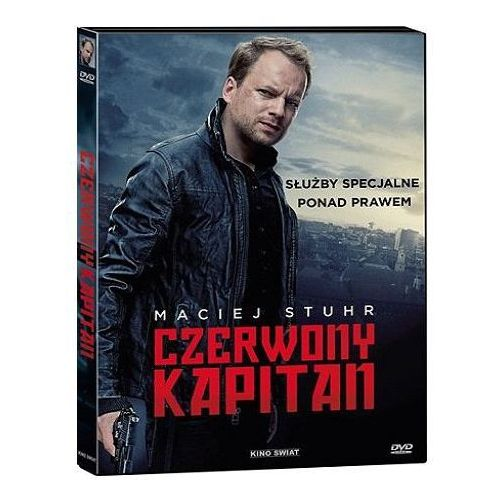 Czerwony kapitan - 35% rabatu na drugą książkę! marki Kino świat