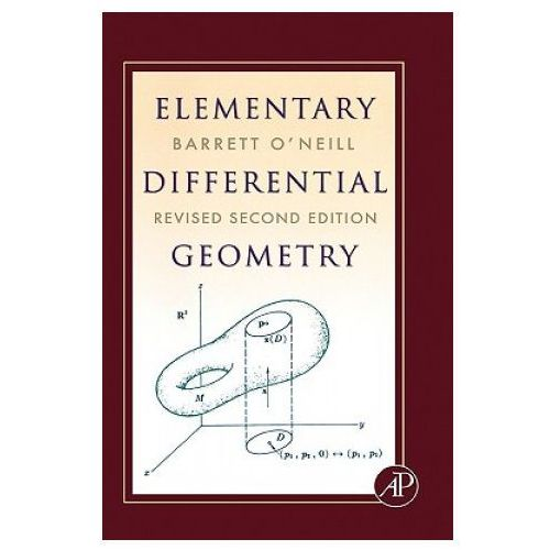 Elementary Differential Geometry 2e