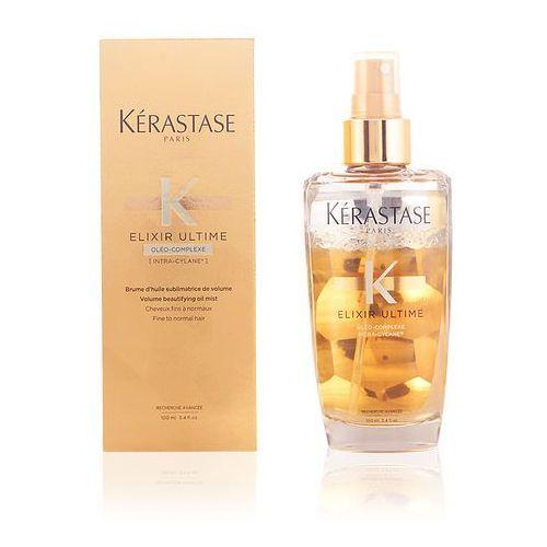 Kérastase elixir ultime volumising oil mist for fine hair (100ml) marki Kerastase