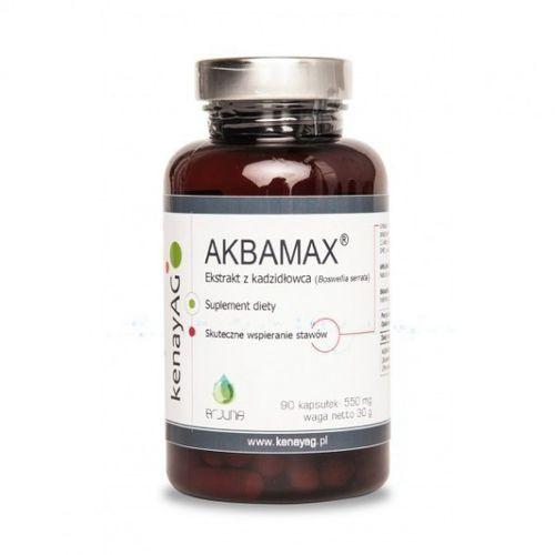 Kapsułki Kenayag AKBAMAX - Ekstrakt z kadzidłowca 90 kapsułek