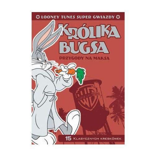 Film GALAPAGOS Looney Tunes super gwiazdy: Królika Bugsa przygody na maksa Looney Tunes Super Stars Bugs Bunny Hare Extraordinaire (7321909273405)