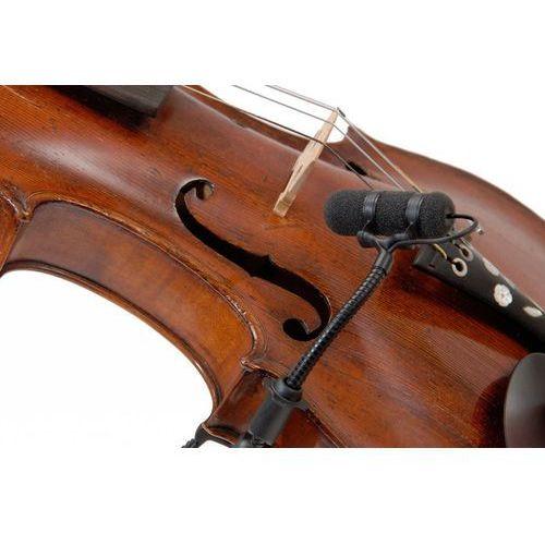 """d:vote 4099 violin - wysokiej klasy mikrofon instrumentalny do skrzypiec z mocowaniem -5% na pierwsze zakupy z kodem """"start""""! marki Dpa"""