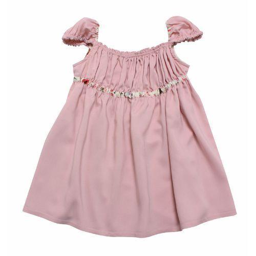 JE SUIS EN CP Sukienka Jo różowa (sukienka dziecięca)