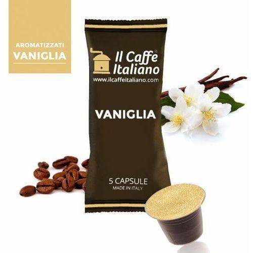 Vaniglia (kawa aromatyzowana) kapsułki do Nespresso – 50 kapsułek