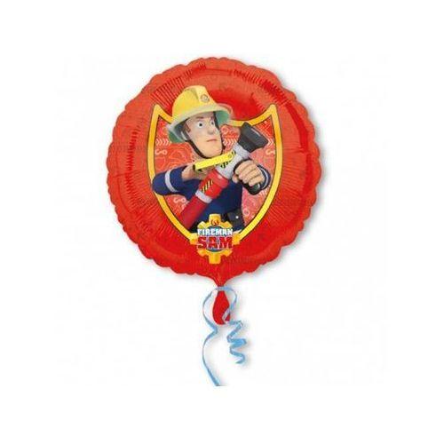 Balon foliowy strażak sam - 43 cm - 1 szt. marki Amscan