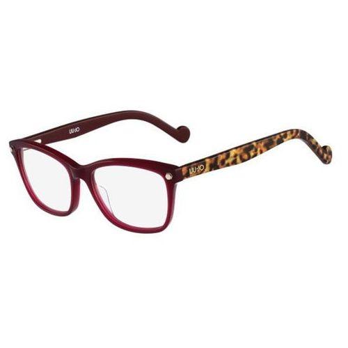 Liu jo Okulary korekcyjne lj2616 604
