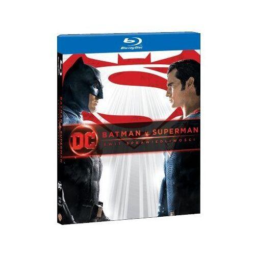 Zack snyder Batman v superman: świt sprawiedliwości (bd) kolekcja dc (płyta bluray) (7321931342100)