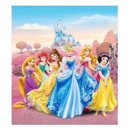 Księżniczki 1 - licencjonowana tapeta do pokoju dziecka - oferta [7575dfa68fc36406]