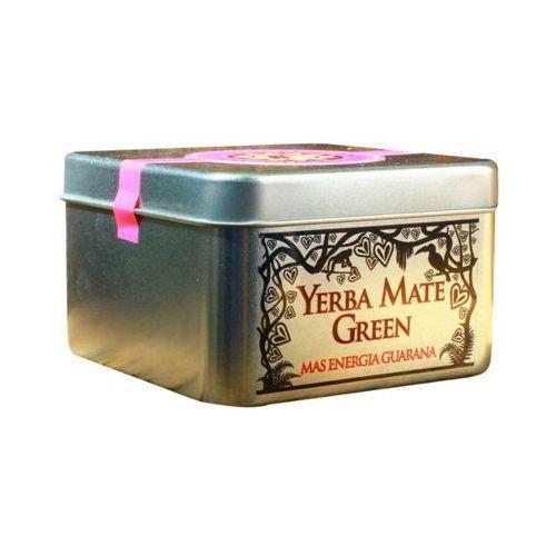 70g mas energia guarana puszka marki Yerba mate green