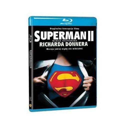 Superman II: Wersja reżyserska Richarda Donnera (Blu-Ray) - Richard Donner DARMOWA DOSTAWA KIOSK RUCHU (7321999131043)