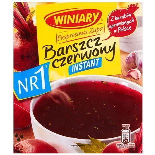 Winiary Zupa ekspresowa barszcz czerwony instant 60 g (5900085010886)