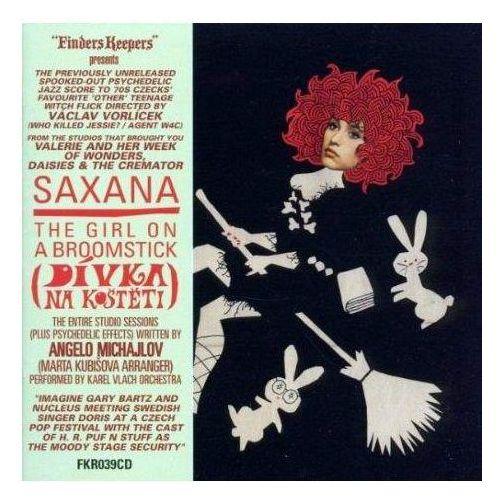 Soundtrack - Saxana - The Girl On A Broomstick (divka Na Kosteti) (5060099502750)