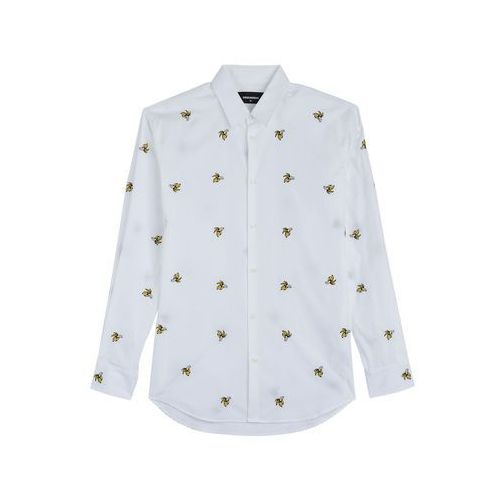 Printed Cotton Shirt Gr. 46, marki Dsquared2 do zakupu w STYLEBOP