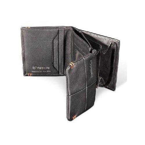 ca07c09c8fb0b ... Mały pionowy portfel męski Valentini 166-108 Qx