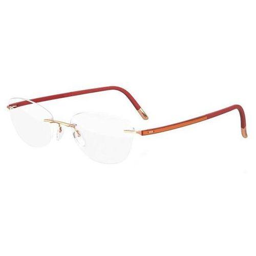 Okulary Korekcyjne Silhouette 4523 6055
