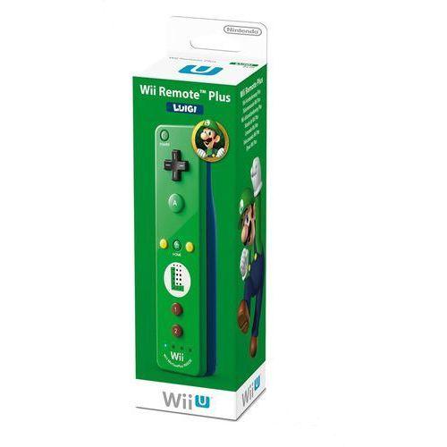 Kontroler wii u remote plus marki Nintendo