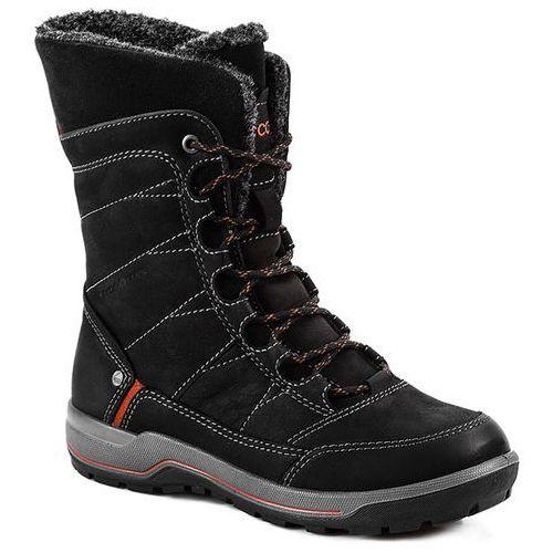 Śniegowce ECCO - Trace Lite 83213358861 Black/Picante