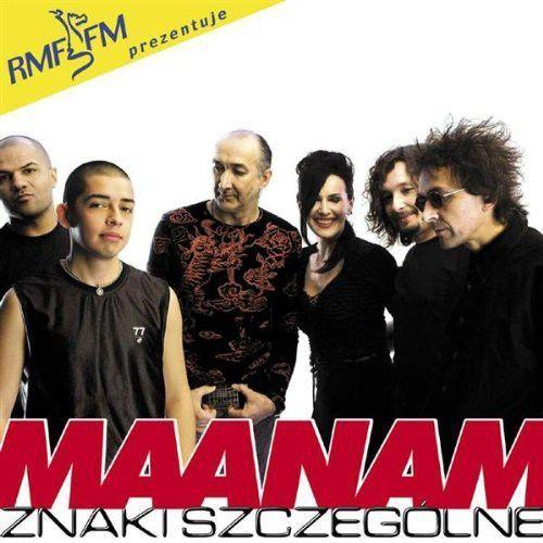 Warner music group Maanam - znaki szczególne (digi pack)