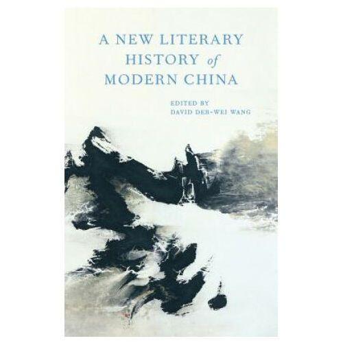 New Literary History of Modern China (9780674967915)