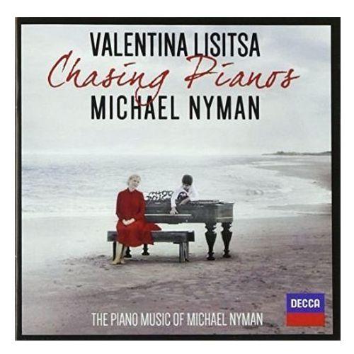 Valentina Lisitsa - CHASING PIANOS: THE PIANO MUSIC OF MICHAEL NYMAN (0028947864219)