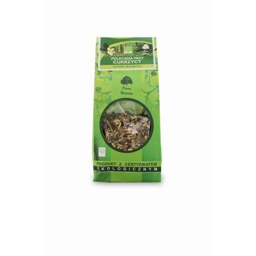 Dary natury - herbatki bio Herbatka polecana przy cukrzycy bio 150 g - dary natury