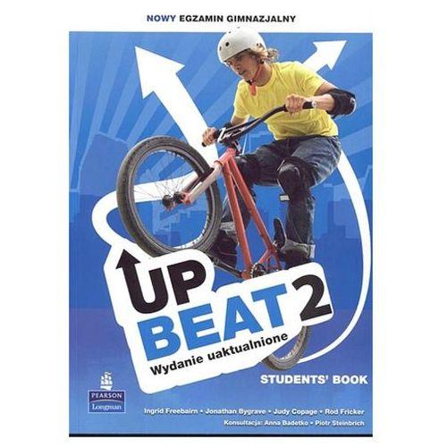 Podręcznik LONGMAN Upbeat 2 Student's Book Nowy egzamin gimnazjalny