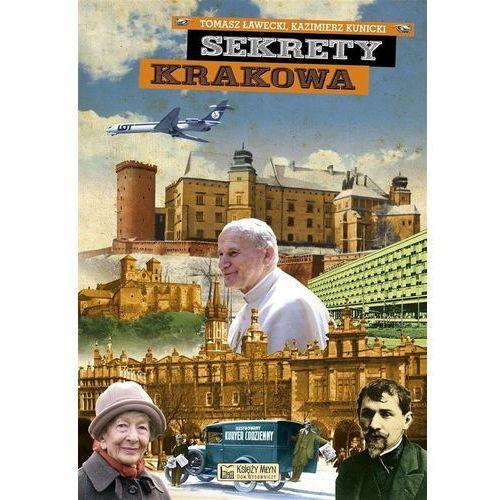 Sekrety Krakowa, oprawa twarda