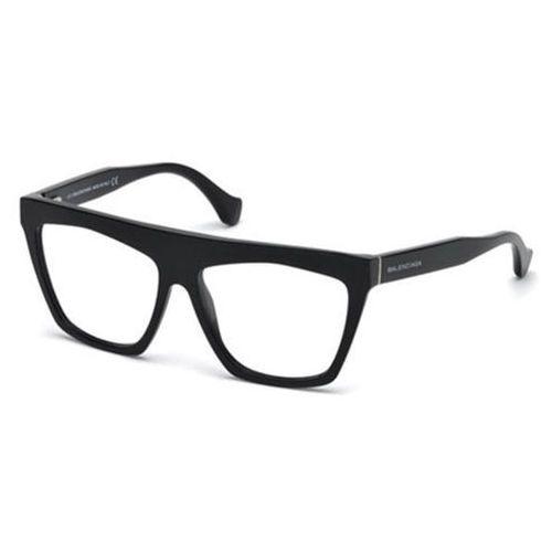 Balenciaga Okulary korekcyjne ba5057 001