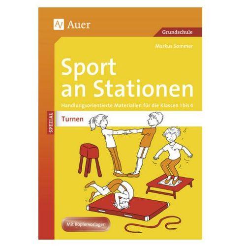 Sport an Stationen SPEZIAL - Turnen 1-4 Sommer, Markus