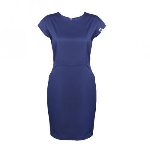 Sukienka kosmetyczna VENA Blu Marino - produkt z kategorii- Odzież medyczna