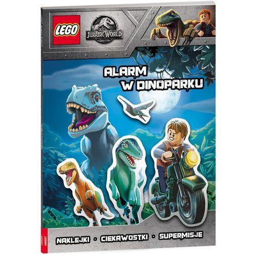 Lego Jurassic World Alarm W Dinoparku LSG-6201- bezpłatny odbiór zamówień w Krakowie (płatność gotówką lub kartą). (48 str.)