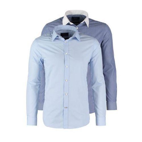 Burton Menswear London TAILORED FIT 2PACK Koszula biznesowa niebieski - sprawdź w Zalando.pl