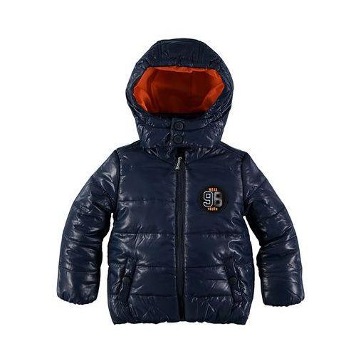 Kurtka w kolorze granatowym | rozmiar 110/116 - produkt z kategorii- kurtki dla dzieci