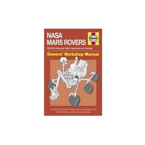 Mars Rovers Manual (9780857333704)