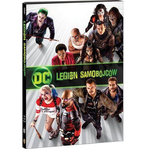 LEGION SAMOBÓJCÓW (DVD) KOLEKCJA DC (Płyta DVD) (7321930343771)