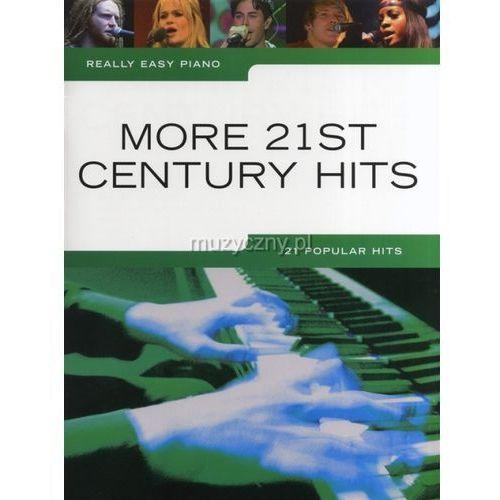 różni - more 21st century hits (utwory na fortepian) marki Pwm