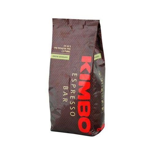 1kg superior blend espresso bar kawa ziarnista marki Kimbo