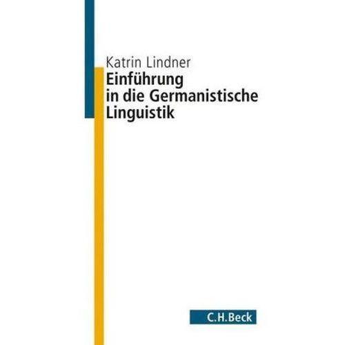 Einführung in die germanistische Linguistik (9783406668647)