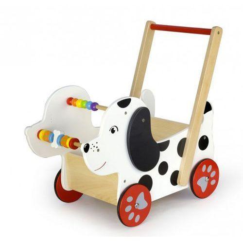 Pchacz chodzik wózek - Piesek dalmatyńczyk - produkt dostępny w ExtraMama