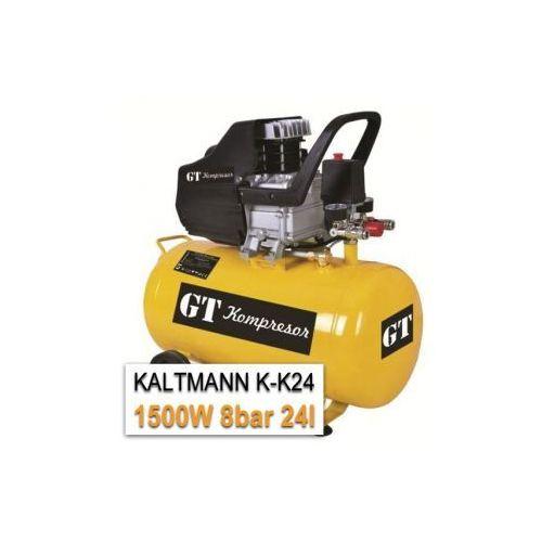 Kompresor olejowy 1500w 24l  k-k24, marki Kaltmann