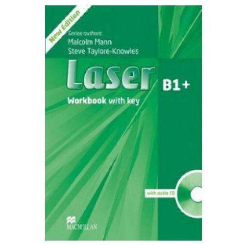 Laser B1+ (3rd ed.) Ćwiczenia + CD (z kluczem) Język angielski