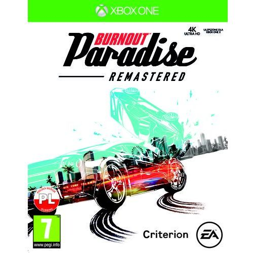 Burnout Paradise HD Remaster (Xbox One)